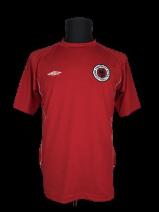 ALBANIA 2004/2006 HOME SHIRT