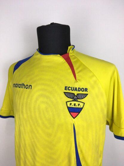 ECUADOR 2009/2010 HOME SHIRT