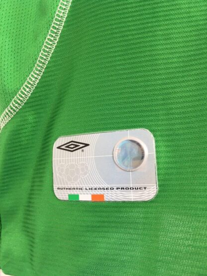 IRELAND 2001/2003 HOME SHIRT