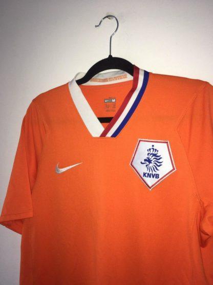 NETHERLANDS 2008/2010 HOME SHIRT [M]