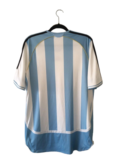 ARGENTINA 2006/2007 HOME SHIRT