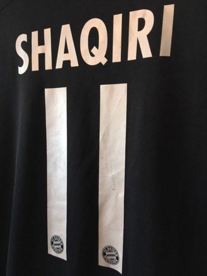 BAYERN MUNICH 2012/2013 THIRD SHIRT #11 SHAQIRI