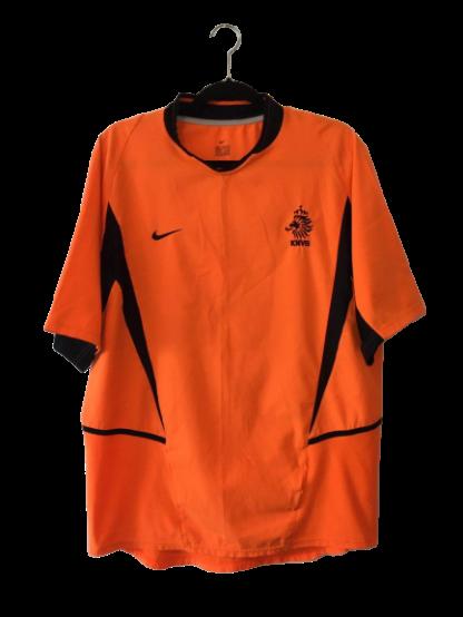 NETHERLANDS 2002/2004 HOME SHIRT