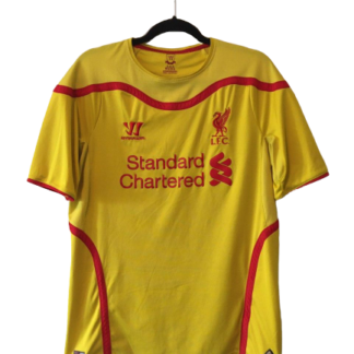 LIVERPOOL 2014/2015 AWAY SHIRT [L]