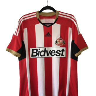 SUNDERLAND 2014/2015 HOME SHIRT