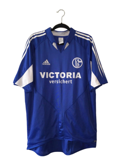 SCHALKE 04 2004/2005 HOME SHIRT