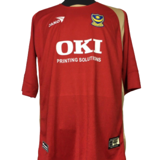 PORTSMOUTH 2005/2006 AWAY SHIRT