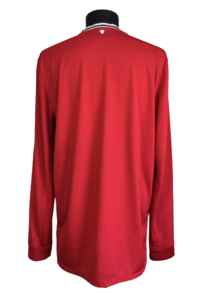 MANCHESTER UNITED 2011/2012 HOME SHIRT [L/S]