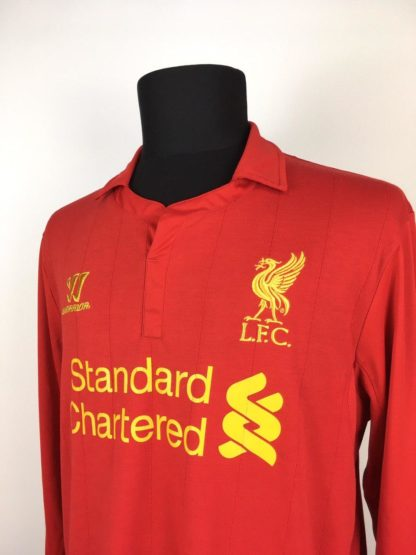 LIVERPOOL 2012/2013 HOME SHIRT [L/S]