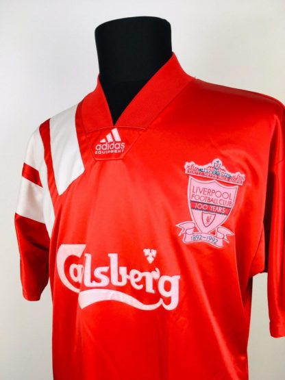 LIVERPOOL 1992/1993 HOME SHIRT