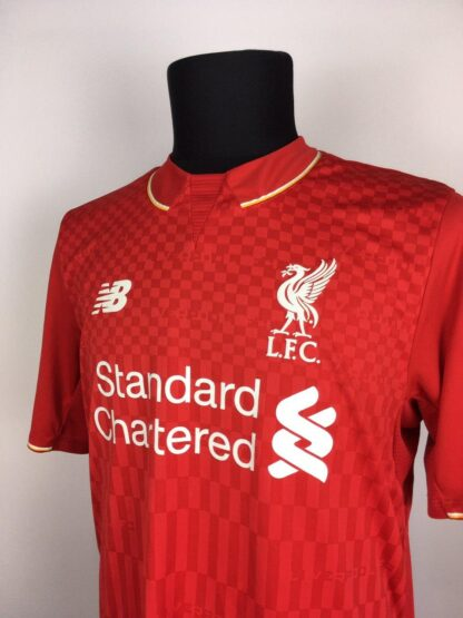 LIVERPOOL 2015/2016 HOME SHIRT