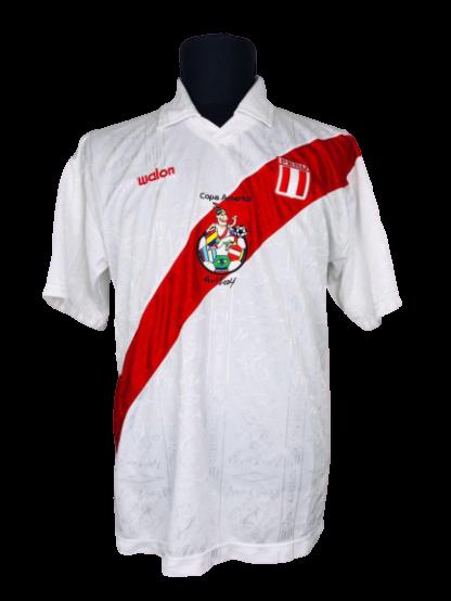 PERU 2004/2006 SPECIAL HOME SHIRT