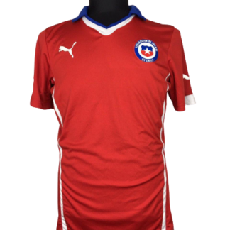 CHILE 2014/2015 HOME SHIRT