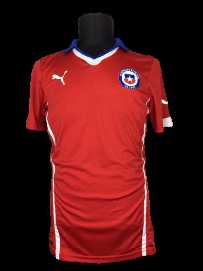 CHILE 2014/2015 HOME SHIRT