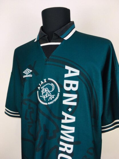 AJAX 1995/1996 AWAY SHIRT