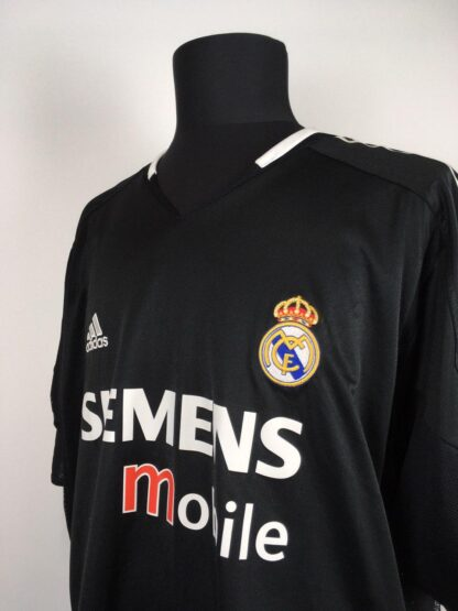 REAL MADRID 2004/2005 AWAY SHIRT