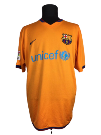 BARCELONA 2006/2008 AWAY SHIRT
