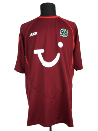 HANNOVER 96 2013/2014 HOME SHIRT [XL]