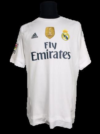 REAL MADRID 2015/2016 HOME SHIRT [XL]