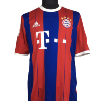 BAYERN MUNICH 2014/2015 HOME SHIRT