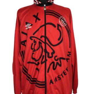 AJAX 1995/1996 TRAINING JACKET