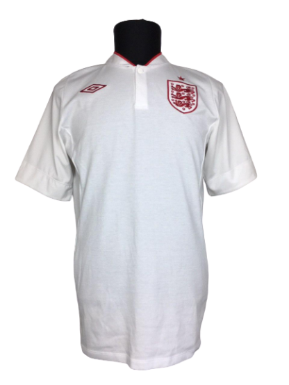 ENGLAND 2012/2013 HOME SHIRT