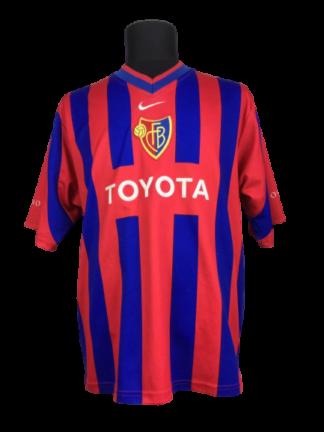 FC BASEL 2001/2002 HOME SHIRT [L]