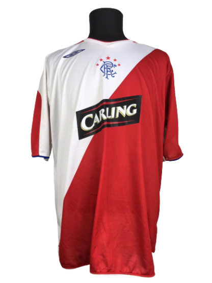 RANGERS 2006/2007 AWAY SHIRT