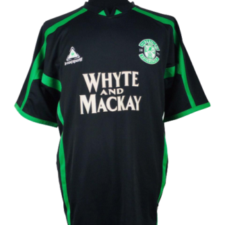 HIBERNIAN 2005/2006 AWAY SHIRT