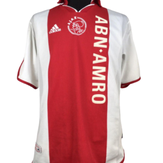 AJAX 2000/2001 HOME SHIRT