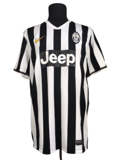 JUVENTUS 2013/2014 HOME SHIRT [XL]