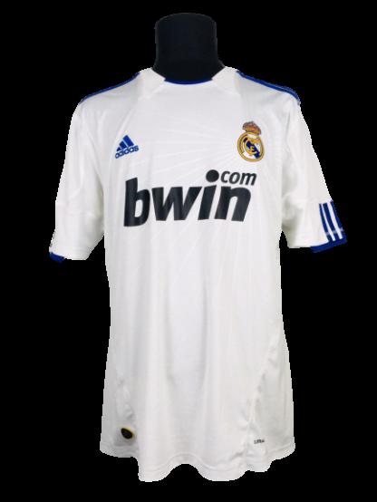 REAL MADRID 2010/2011 HOME SHIRT