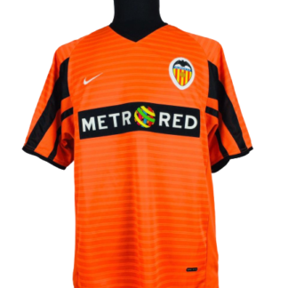 VALENCIA 2001/2002 AWAY SHIRT