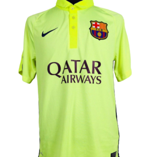 BARCELONA 2014/2015 THIRD SHIRT