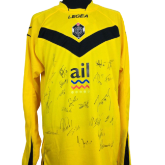 LUGANO 2013/2014 THIRD SHIRT [L/S] [SIGNED]