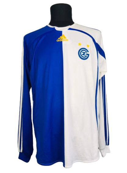 GRASSHOPPERS 2007/2008 HOME SHIRT [L/S]