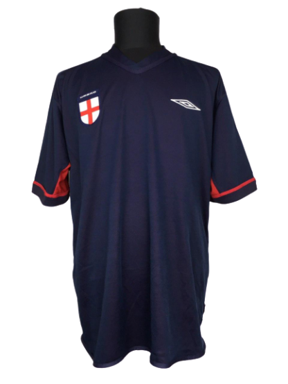 ENGLAND 2002/2004 AWAY SHIRT [XL]