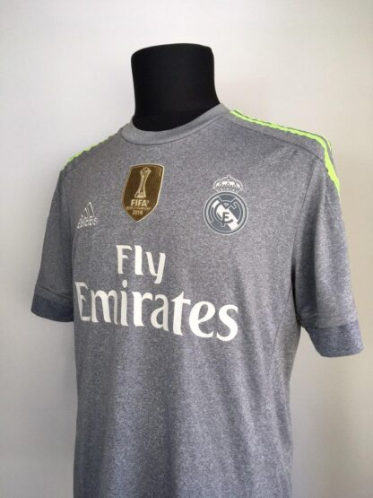 REAL MADRID 2015/2016 AWAY SHIRT