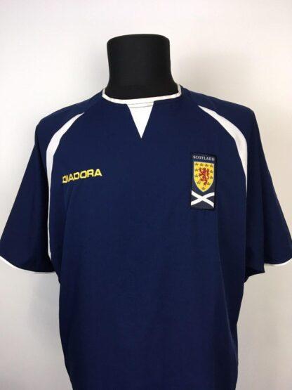 SCOTLAND 2003/2005 HOME SHIRT