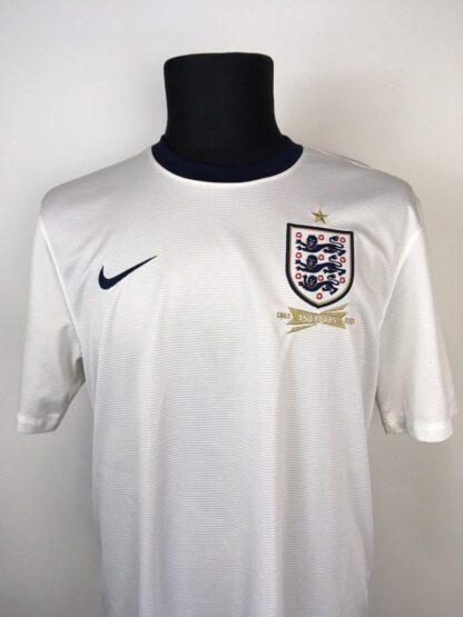 ENGLAND 2012/2014 HOME SHIRT