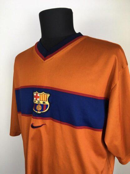BARCELONA 1998/1999 THIRD SHIRT