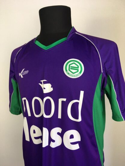 FC GRONINGEN 2009/2010 AWAY SHIRT