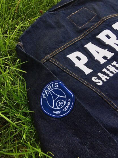 PSG 2015 DENIM JACKET x LEVI'S [L]