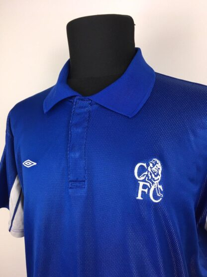 CHELSEA 2002/2004 TRAINING POLO