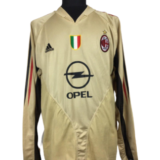 AC MILAN 2004/2005 THIRD SHIRT [L/S]