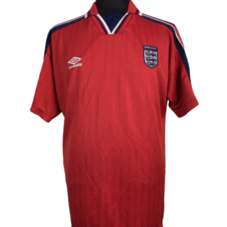 ENGLAND 1999/2001 TRAINING SHIRT