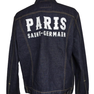 PSG 2015 DENIM JACKET x LEVI'S [XXL]