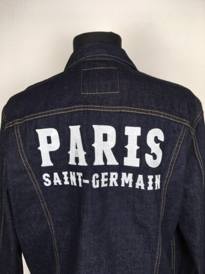 PSG 2015 DENIM JACKET x LEVI'S [M]