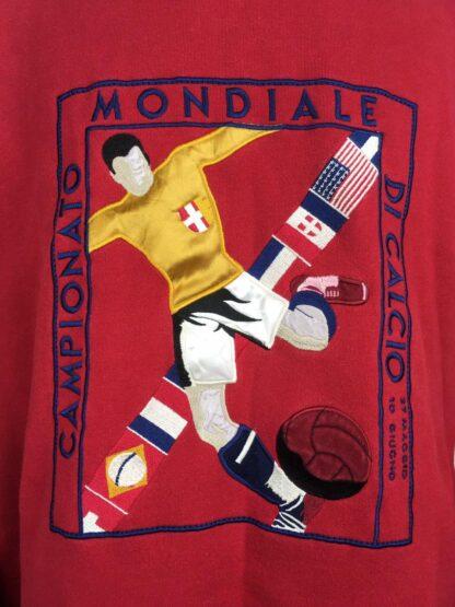 ADIDAS 1934 WORLD CUP SWEAT TOP