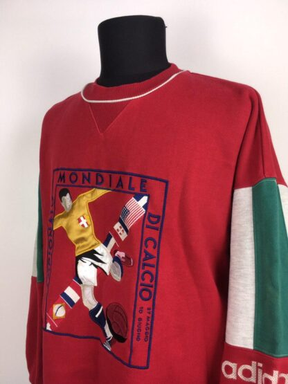 ADIDAS 1934 WORLD CUP SWEAT TOP